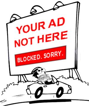 BlockedSorry
